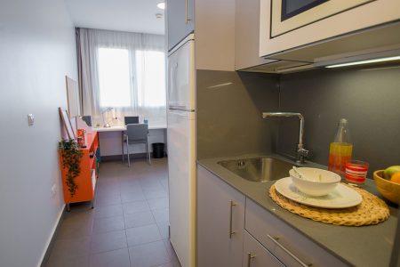 HAB TIPO 1 212 vista desde cocina 1